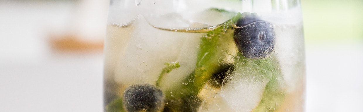 Sherry cocktail: Rebujito