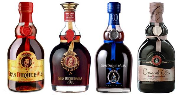 Gran Duque de Alba brandy