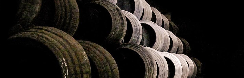 Brandy de Jerez - maturation