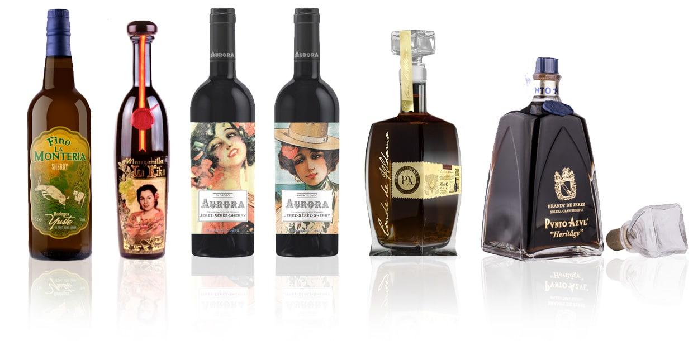 Bodegas Yuste - sherry range