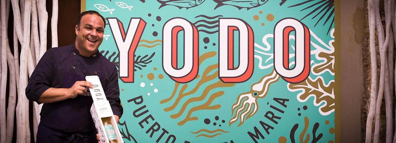 Yodo - Fino En Rama - Aponiente