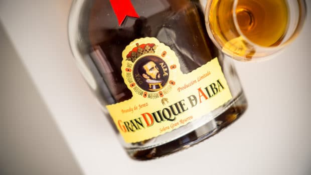 Brandy: Gran Duque de Alba (Williams & Humbert)