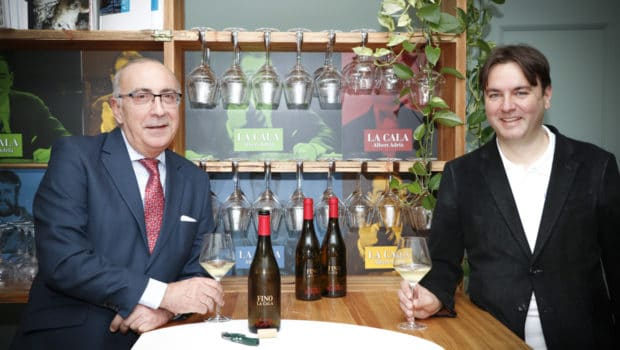 News: Fino La Cala Albert Adrià
