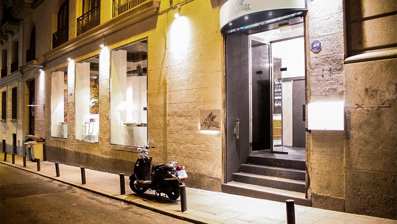 Angelita - Restaurant & wine bar Madrid