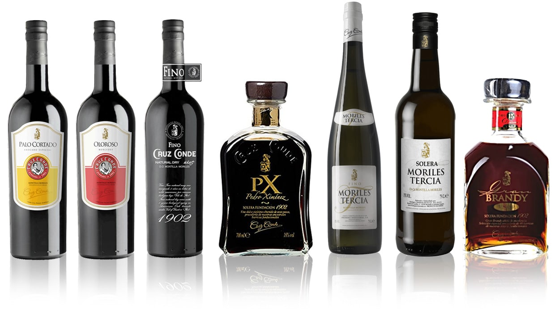 Cruz Conde wine