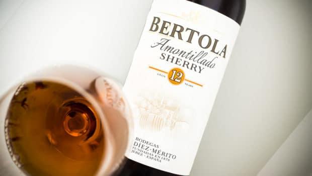 Amontillado: Bertola Amontillado 12 Years (Díez-Mérito)