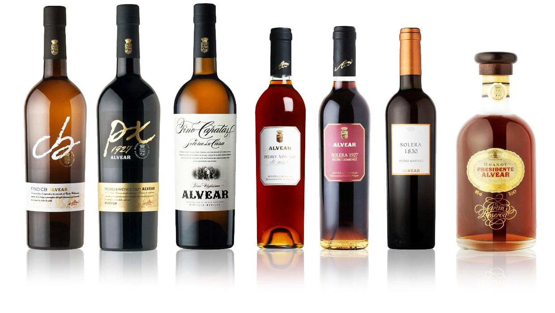 Bodegas Alvear wines