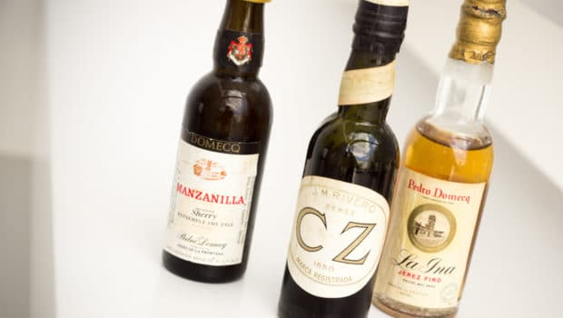 Fino: Old sherry miniatures (part 1)