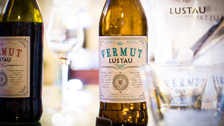 Lustau vermouth white