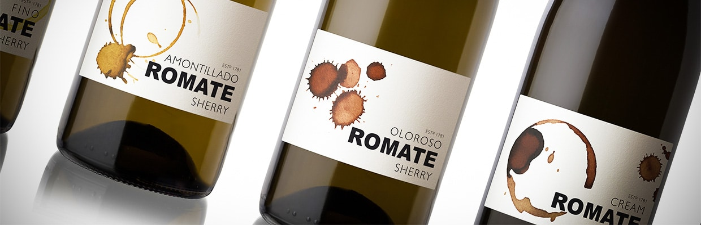 Sanchez Romate classic sherry