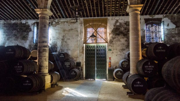 Background: Types of sherry bodegas