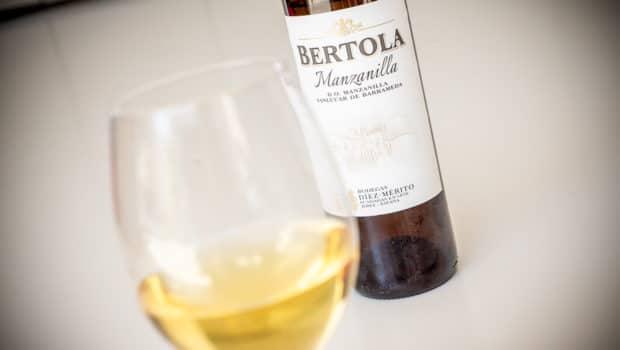 Manzanilla: Manzanilla Bertola (Diez-Mérito)