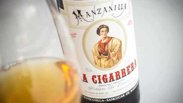 Manzanilla: Manzanilla La Cigarrera