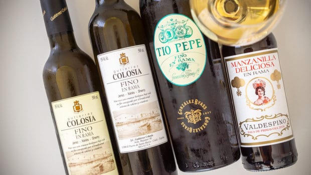 Background: Why this is the time to drink En Rama sherry