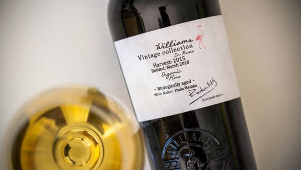 Fino: Organic Fino En Rama 2015 (Williams & Humbert)