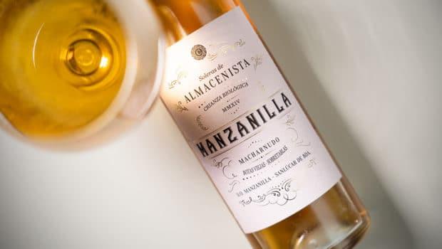 Manzanilla: Manzanilla Almacenista Macharnudo 2014 (Callejuela)