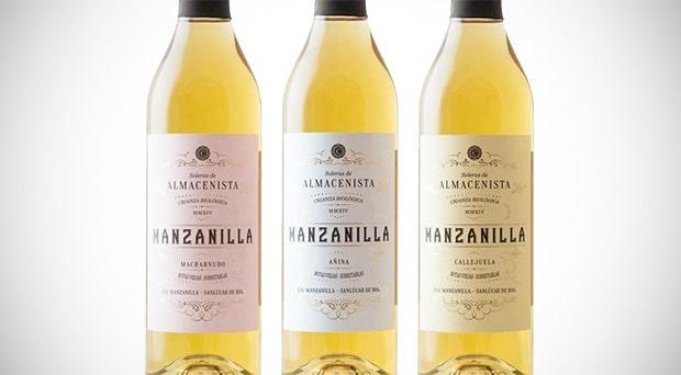 Manzanilla 2014 - Soleras de Almacenista - Callejuela