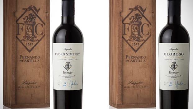 News: Singular Oloroso & PX (Fernando de Castilla)