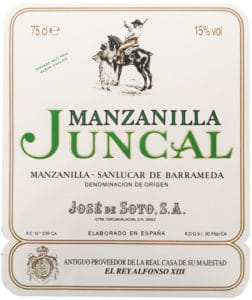 Manzanilla Juncal - Soto