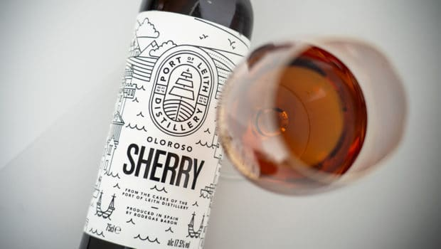Oloroso: Port of Leith Oloroso Sherry