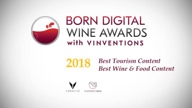 News: Born Digital Wine Awards 2018 nominations