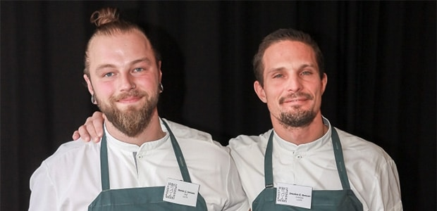 Team from Restaurant Clou in Denmark wins Copa Jerez 2019
