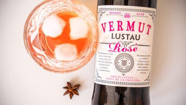 Other: Lustau Vermut Rosé