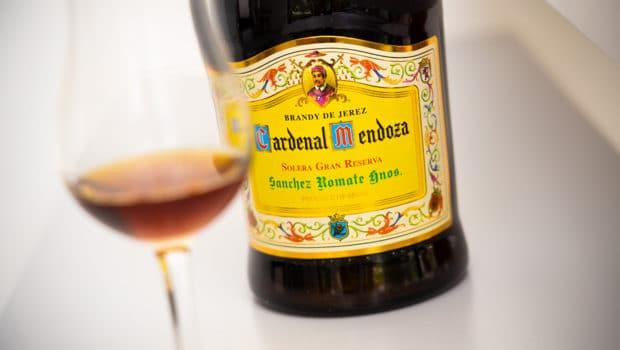 Brandy: Cardenal Mendoza Brandy (Romate)
