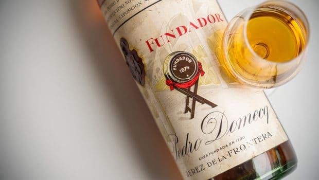 Brandy: Brandy Fundador (Domecq, 1969)
