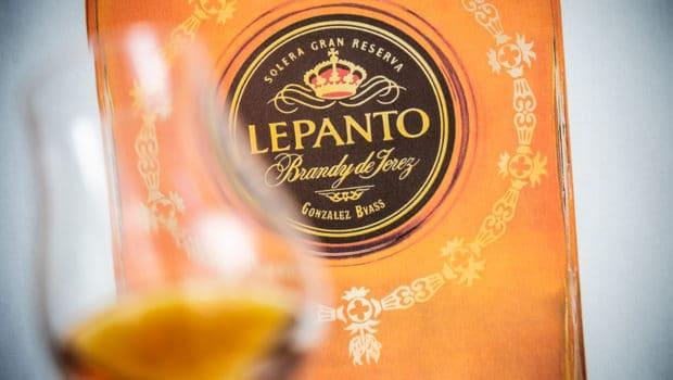 Brandy: Lepanto Solera Gran Reserva (González Byass)