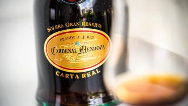 Brandy: Cardenal Mendoza Carta Real (Romate)