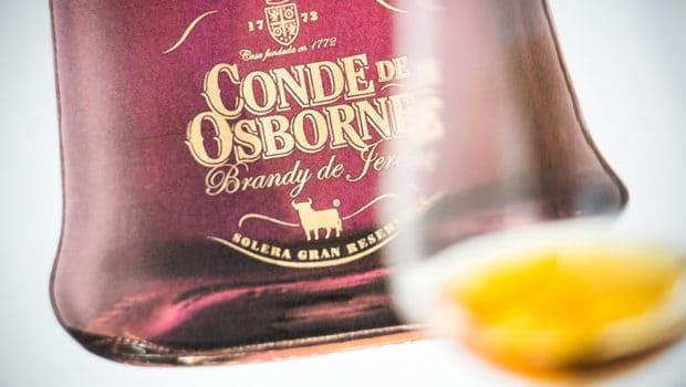 Brandy: Conde de Osborne Brandy de Jerez