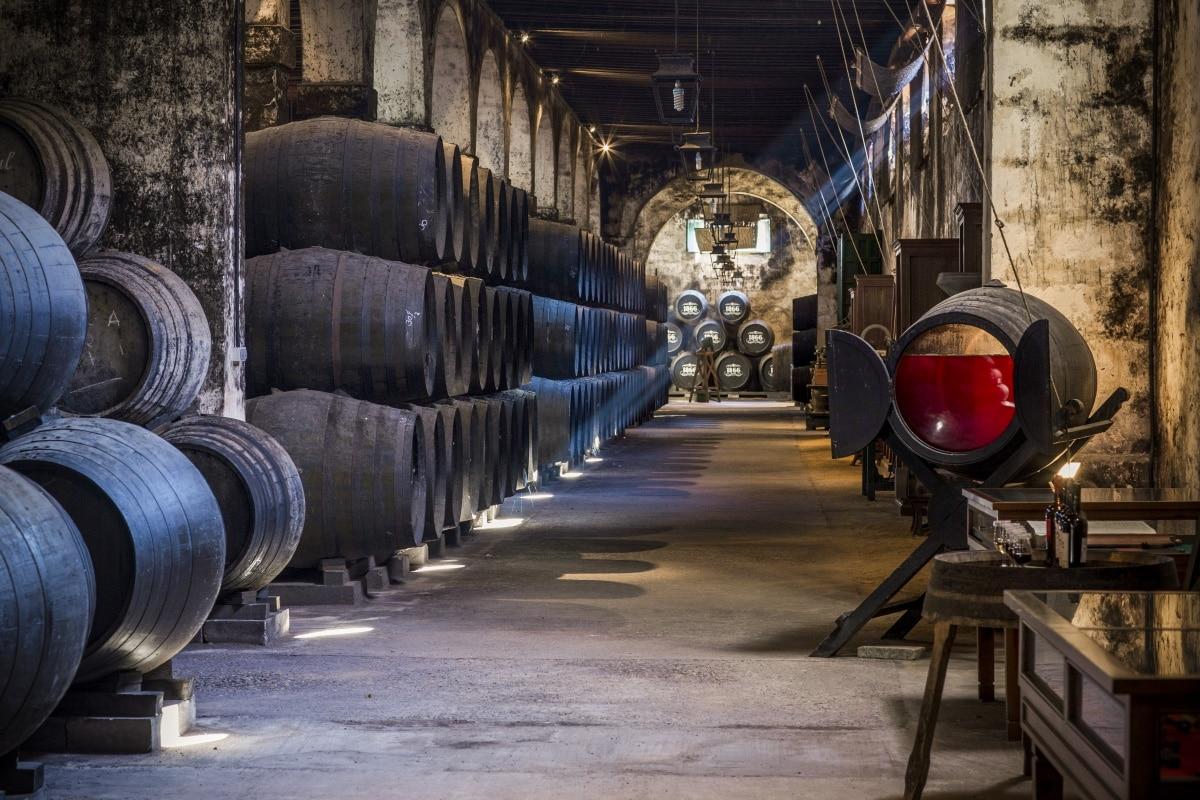 Bodegas Osborne sherry