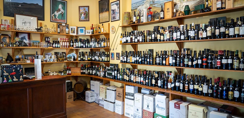 La Casa del Jerez - sherry wine shop