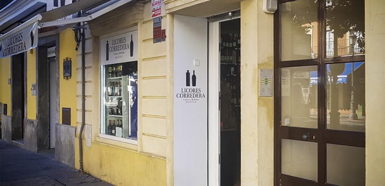 Licores Corredera Jerez