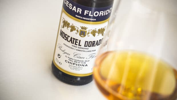 Moscatel: Moscatel Dorado (César Florido)