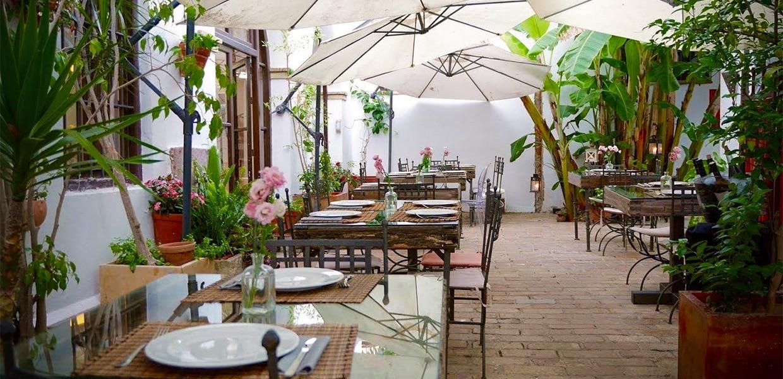 Restaurant El Espejo - Sanlucar