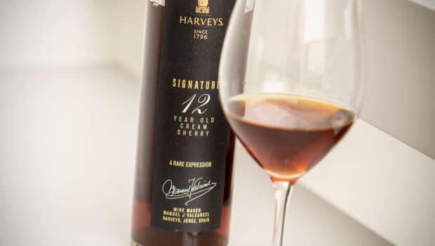 Cream: Harveys Signature 12 Year Old Cream