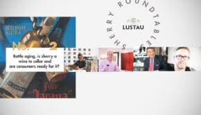 Lustau Sherry Round Table: bottle aged sherry