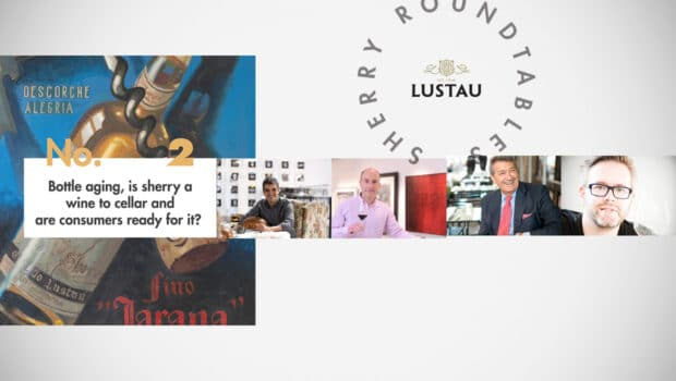 News: Lustau Roundtable: Bottle aged sherry