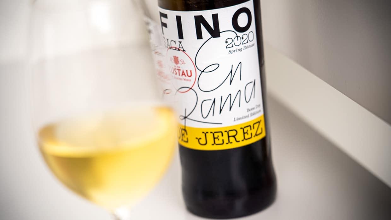 Fino Jerez 3 En Rama 2020