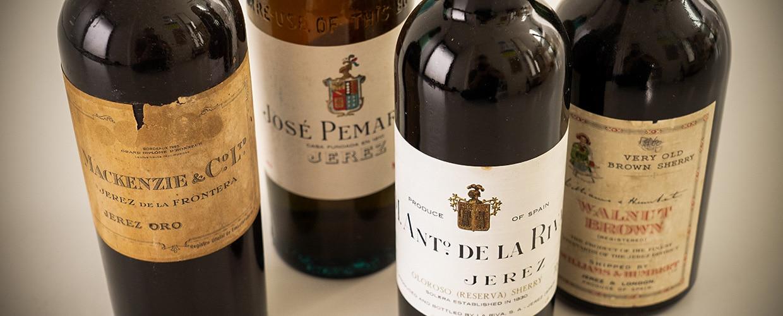 Lost sherry bodegas: De La Riva, Mackenzie, Pemartin