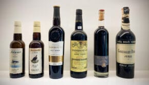 Bottle Aged Sherry tasting - Sherry Week