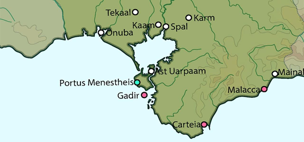 Tartessos - Lacus Ligustinus
