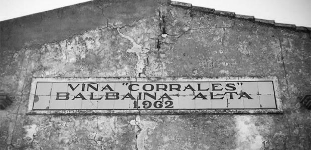 Viña Corrales - Balbaina Alta