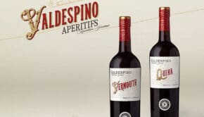 Valdespino vermouth / quina