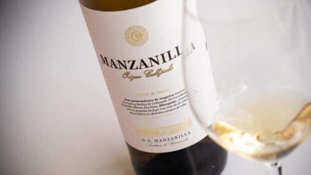 Manzanilla: Manzanilla Orígen Callejuela