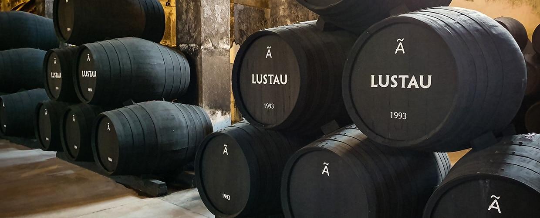 Lustau Añada barrels