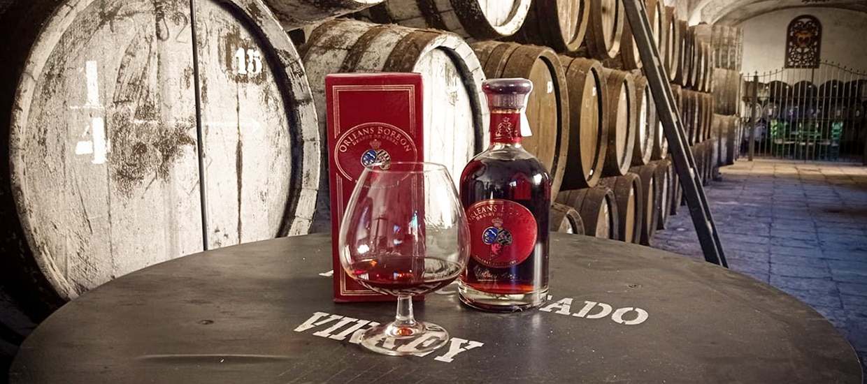 Orleans Borbon - Sherry / Manzanilla / Brandy