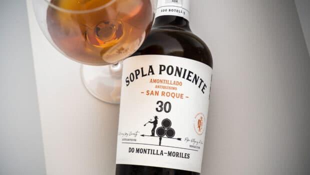 Amontillado San Roque - Sopla Poniente